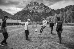Fotoserie für NZZ, Rubrik Sonntagnachmittag in der Schweiz, fotografiert am 14. Mai 2017 in Flüelen